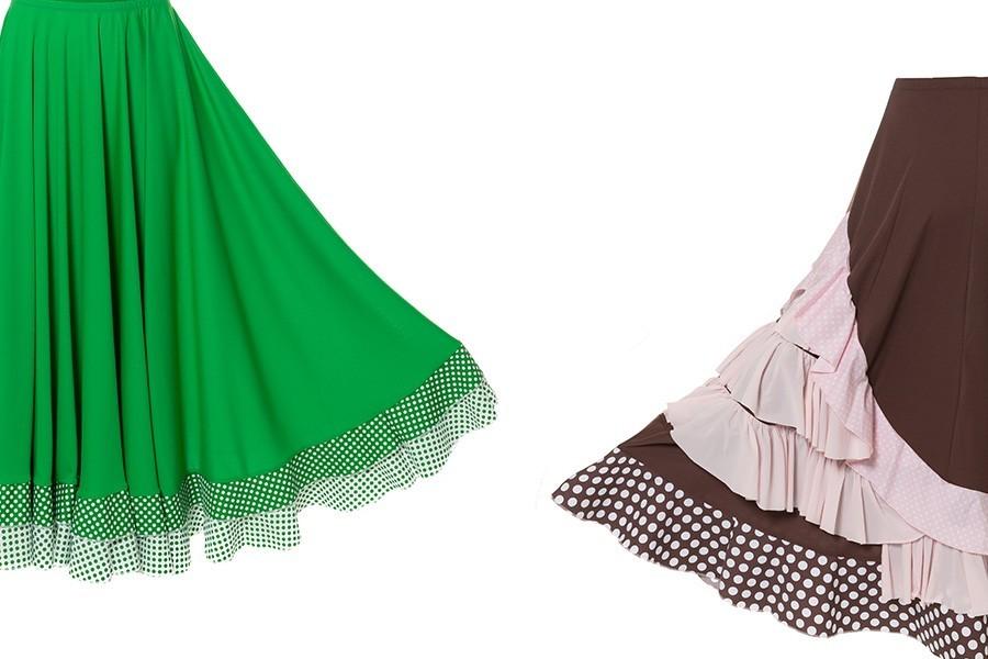 Faldas Español